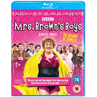Mrs. Brown's Boys - Sesong 3 (UK-import) (BLU-RAY)