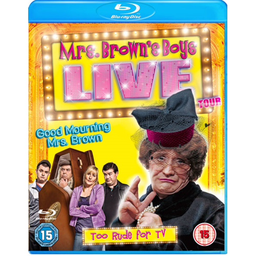 Mrs. Brown's Boys Live Tour - Good Mourning Mrs. Brown (UK-import) (BLU-RAY)