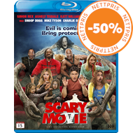Produktbilde for Scary Movie 5 (BLU-RAY)