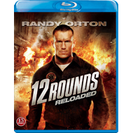 12 Rounds - Reloaded (UK-import) (BLU-RAY)
