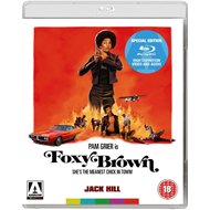 Foxy Brown (UK-import) (BLU-RAY)
