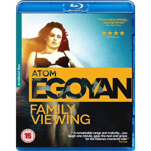 Family Viewing (UK-import) (BLU-RAY)