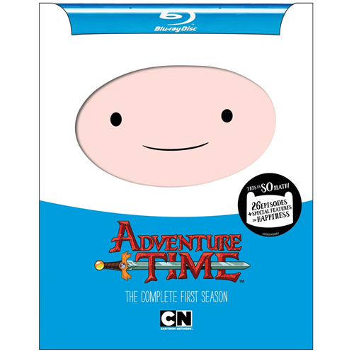 Adventure Time - Sesong 1 (BLU-RAY)
