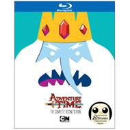 Adventure Time - Sesong 2 (BLU-RAY)
