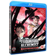 Fullmetal Alchemist: Brotherhood - Part 5 (UK-import) (BLU-RAY)