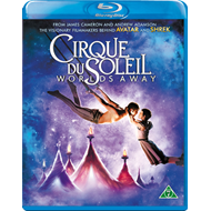 Cirque De Solei - Worlds Away (BLU-RAY)