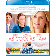 As Cool As I Am (DK-import) (BLU-RAY)