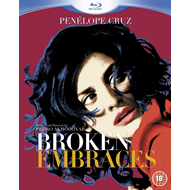 Broken Embraces (UK-import) (BLU-RAY)