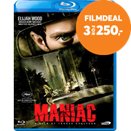 Produktbilde for Maniac (BLU-RAY)