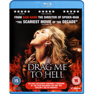 Drag Me To Hell (UK-import) (BLU-RAY)