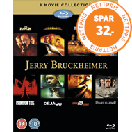 Produktbilde for Jerry Bruckheimer Action Collection (UK-import) (BLU-RAY)