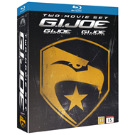 G.I. Joe - Two Movie Set (BLU-RAY)