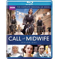 Produktbilde for Call The Midwife - Sesong 1 (BLU-RAY)