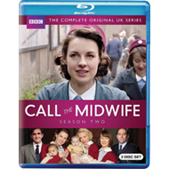 Produktbilde for Call The Midwife - Sesong 2 (BLU-RAY)