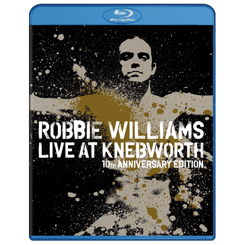 Robbie Williams - Live At Knebworth 10th Anniversary Edition (BLU-RAY)