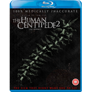 The Human Centipede 2 (Full Sequence) (UK-import) (BLU-RAY)