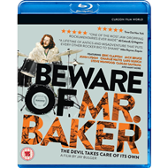Beware Of Mr. Baker (UK-import) (BLU-RAY)