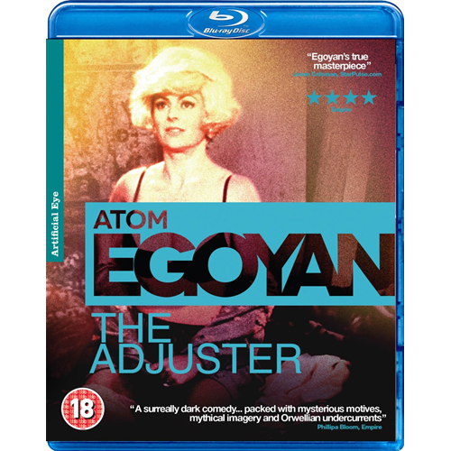 The Adjuster (UK-import) (BLU-RAY)