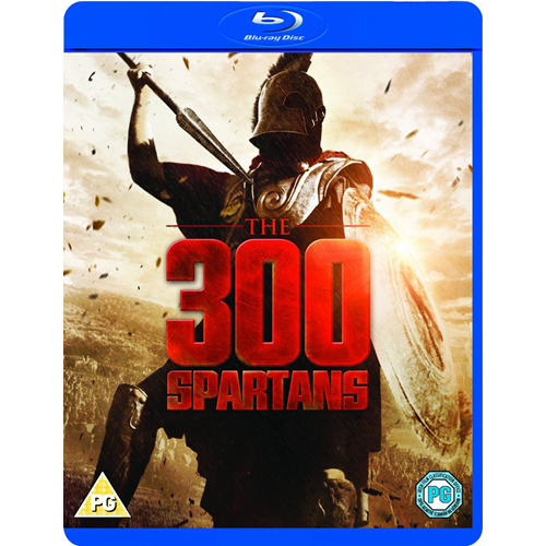 The 300 Spartans (UK-import) (BLU-RAY)