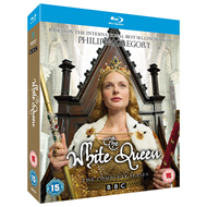 The White Queen - Sesong 1  - Spesialimport (UK-import) (BLU-RAY)
