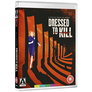 Dressed To Kill (UK-import) (BLU-RAY)