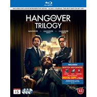 Produktbilde for The Hangover Trilogy (BLU-RAY)