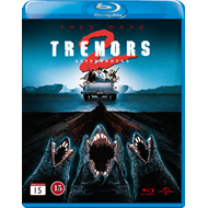 Tremors 2 - Aftershocks (BLU-RAY)