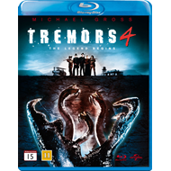 Tremors 4 - The Legend Begins (BLU-RAY)