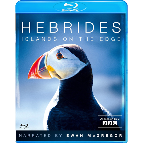 Hebrides - Islands On The Edge (UK-import) (BLU-RAY)