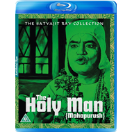 The Holy Man (UK-import) (BLU-RAY)