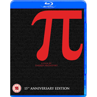 Pi (UK-import) (BLU-RAY)