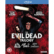 The Evil Dead Trilogy (UK-import) (BLU-RAY)