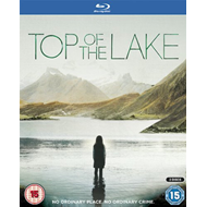 Top Of The Lake (UK-import) (BLU-RAY)