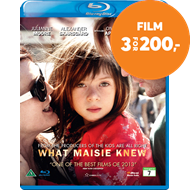 Produktbilde for What Maisie Knew (BLU-RAY)