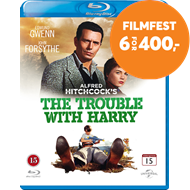 Produktbilde for The Trouble With Harry (BLU-RAY)