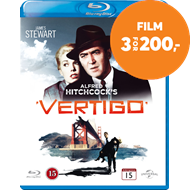 Produktbilde for Vertigo (BLU-RAY)