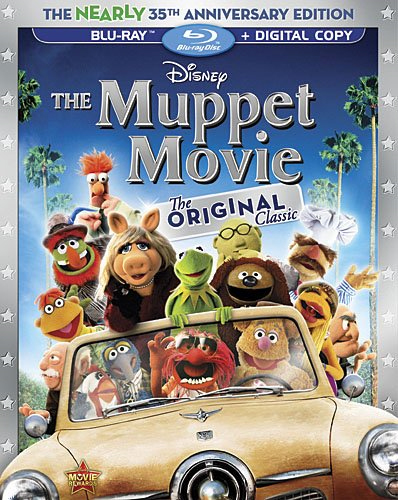 The Muppet Movie - The Nearly 35th Anniversary Edition (BLU-RAY)