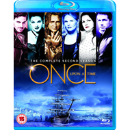 Once Upon A Time - Sesong 2 (UK-import) (BLU-RAY)
