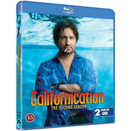 Californication - Sesong 2 (BLU-RAY)
