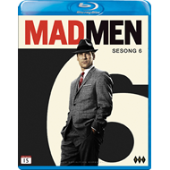 Mad Men - Sesong 6 (BLU-RAY)