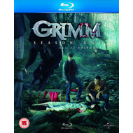 Grimm - Sesong 1 (UK-import) (BLU-RAY)