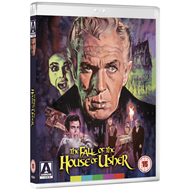 The Fall Of The House Of Usher (UK-import) (BLU-RAY)
