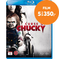 Produktbilde for Curse Of Chucky (DK-import) (BLU-RAY)