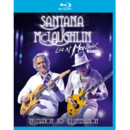 Santana & McLaughlin - Live At Montreux 2011: Invitation To Illumination (BLU-RAY)