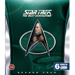 Star Trek - The Next Generation - Sesong 4 (BLU-RAY)