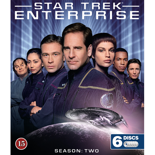 Star Trek - Enterprise - Sesong 2 (BLU-RAY)