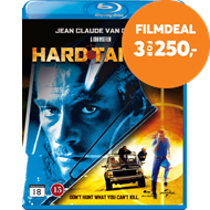 Produktbilde for Hard Target (BLU-RAY)