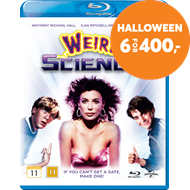 Produktbilde for Weird Science (BLU-RAY)
