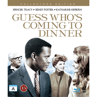 Guess Who's Coming To Dinner (BLU-RAY)