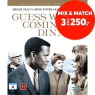 Produktbilde for Guess Who's Coming To Dinner (BLU-RAY)